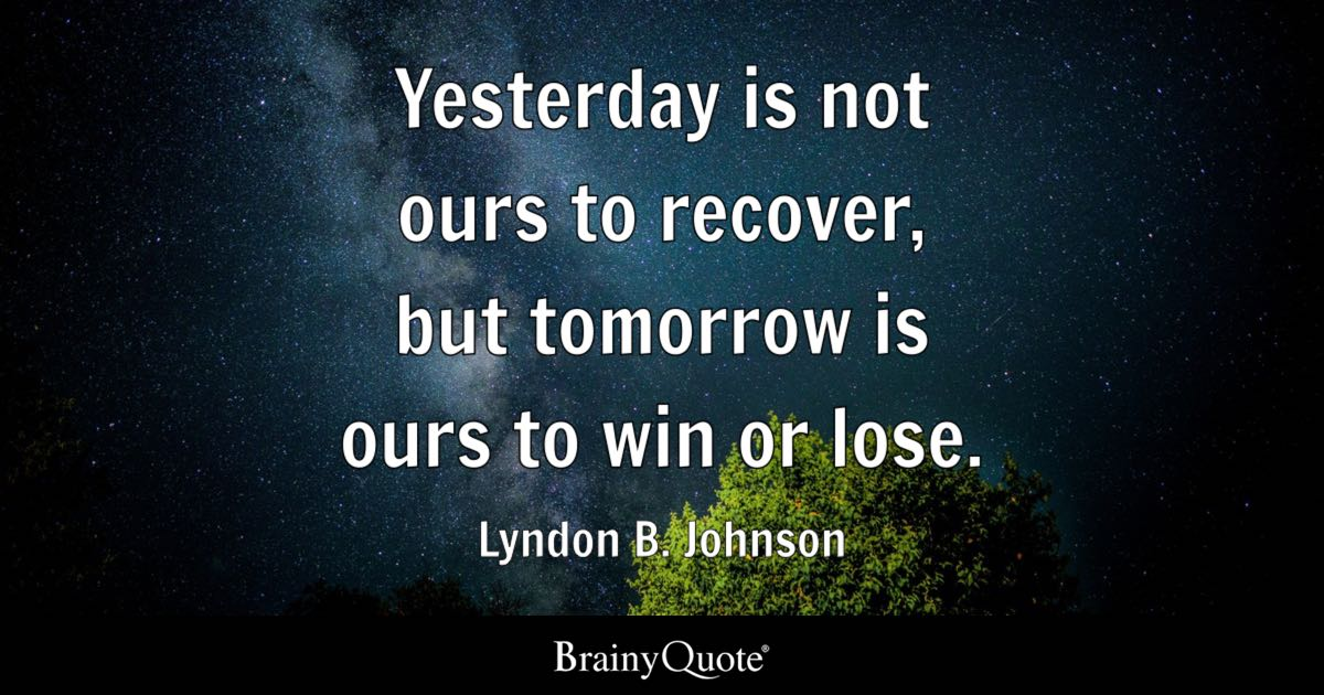 Quotes About Winning And Losing Magnificent Lyndon B Johnson Quotes BrainyQuote